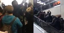 Afrikai négerek özönlötték el a párizsi repteret, azt kiabálva, hogy Franciaország nem a franciáké