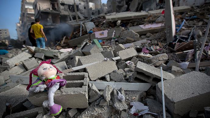 18 ezer lakóépületet rombolt le Izrael, az MTI szerint mégis a Hamász a szélsőséges