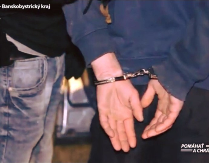 """Letartóztatták a """"szerediek"""" bűnszervezet két tagját"""