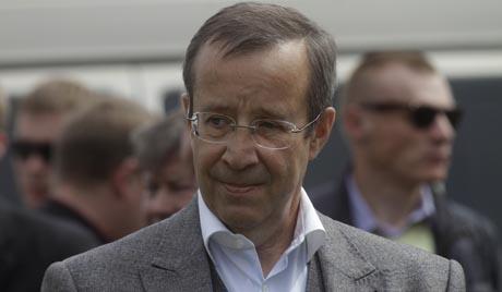 Észt elnök: illúziónak bizonyult az egyesült Európa