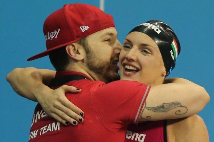 Hosszú Katinka újabb világcsúcsot úszott