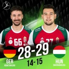 Három mérkőzés, három győzelem! Csoportelső Magyarország!