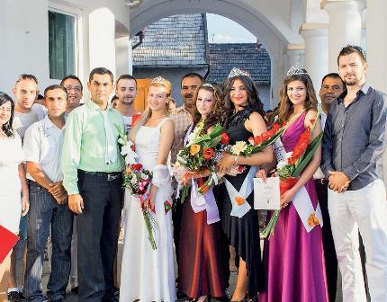 Milyen a roma szépség? Verseny Hanván