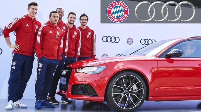 Nagy botrány készül, lecseréli fő támogatóját a Bayern München