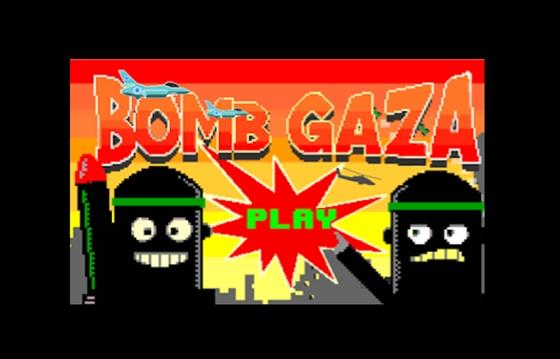Zsidó játék: Bomb Gaza
