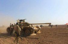 A kormányerők folytatják az ellentámadásukat Közép-Szíriában (VIDEÓ)