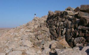 Ókori erődhálózat maradványaira bukkantak Szíriában
