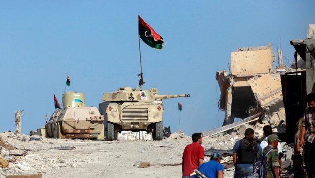 A líbiai hadsereg végzett az Iszlám Állam egyik parancsnokával