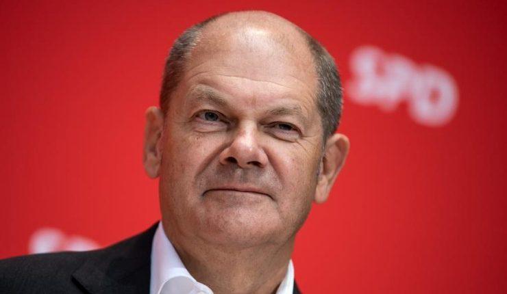 A német szociáldemokraták hivatalosan megtették kancellárjelöltnek Olaf Scholzot