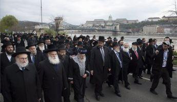 Köves Slomó: Soha többé nem fogjuk szégyellni zsidóságunkat