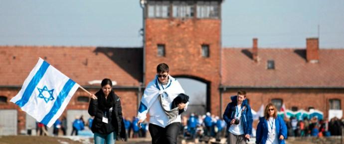 Kartellben szállították az embereket Auschwitzba Izraelből
