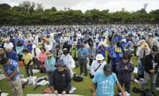 Több tízezer japán tüntetett az amerikai katonai bázis ellen