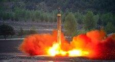 Telibe: Saját magát találta el Észak-Korea egy ballisztikus rakétával