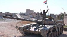 A Szíriai Arab Hadsereg a török megszállók föltartóztatására bevonult a kurdok lakta Mánbidzs városba