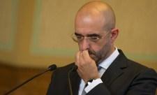 Kovács Zoltánnak majdnem sikerült felkonferálnia a szerb kormányfőt, de sajnos nem tudja, mi a neve