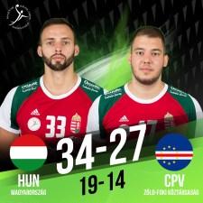 Győzelemmel kezdett Magyarország a 27. férfi kézilabda-világbajnokságon