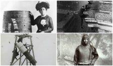 Hét fenegyerek a történelemből, aki nem ismerte a félelmet