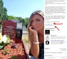 Halott gyermekével reklámozza webshopját a magát motivációs trénernek mondó szörnyeteg