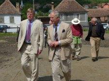 Többet várna Károly hercegtől Málnás község polgármestere