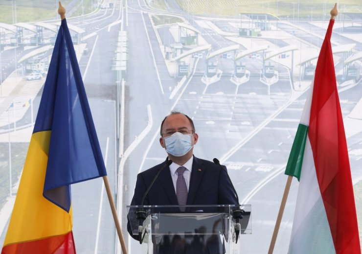 Román külügyminiszter: konszolidálni kell a magyar-román kapcsolatokat az alapszerződés évfordulója alkalmából