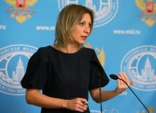 Maria Zaharova hülyét csinált Obamából Mandela idézete kapcsán