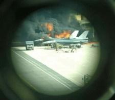 Bénázó technikus lőtt rommá egy F-16-os vadászgépet Belgiumban