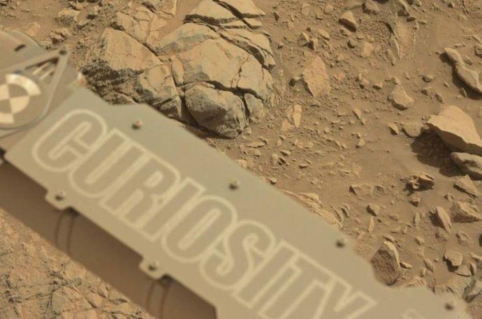 Ismét szelfizett egyet a Curiosity