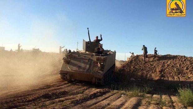 Izrael az SDF által megszállt szíriai területeket használta az Irak elleni támadáshoz