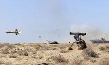 Iráni harckocsielhárító rakétákat is használnak Líbiában (képek)