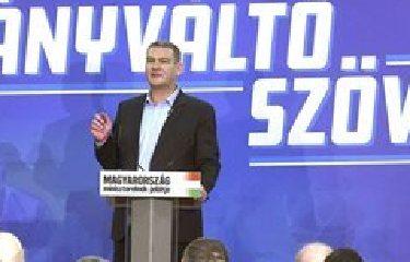 Botka: ütött Orbán uralmának utolsó órája