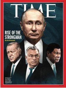 A Time elhíresült címlapsztorija mögött is Soros áll