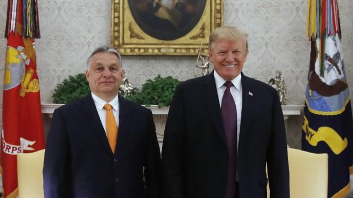 Magyarics Tamás: Donald Trump az európai vezetőknek is üzent
