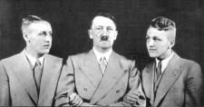 """Megijedtek a történészek a """"barátságos Hitler"""" és a Wagner család találkozójáról készült filmfelvételektől"""