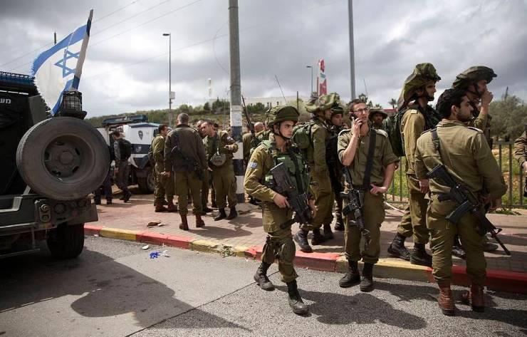 Gázai övezet- Izrael bármikor készen áll a szárazföldi hadművelet megkezdésére