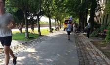 Egy gyermeket gázoltak el Budapesten segway-el