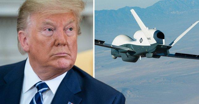 Drón-ügy: Komoly brit és arab figyelmeztetés az USA-nak