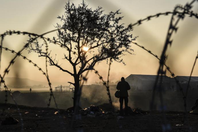 Megint lezárta a határt Macedónia