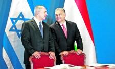 A Moszad segítené hatalomban maradni Orbánékat?