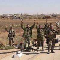 A Szíriai Arab Hadsereg folytatja előrenyomulását a török határ felé