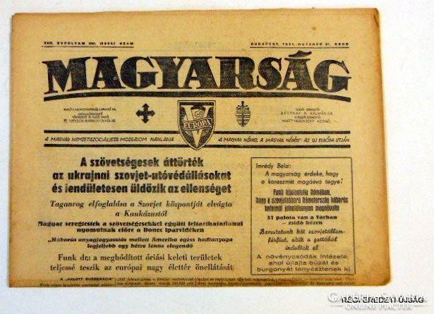 Tanulmányok az 1943-as Magyarság Évkönyvből (III. rész) – Mattyasovszky Kornél: A magyar belpolitika 1942-ben