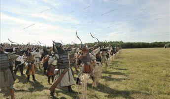 1107 íjász zúdított nyílzáport a hatalmas bajor–sváb haderőre