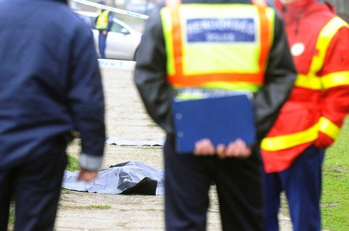 Meghalt a nőre támadó férfi a Józsefvárosban