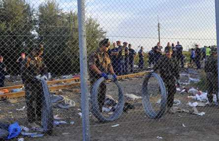 A kerítés nélkül Magyarország belső biztonsága nem lenne teljesíthető