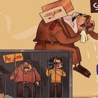 Saját fegyverével vágtak vissza az arabok Charlie Hebdo-nak