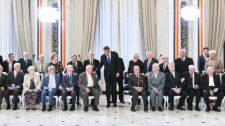 Iohannis: Nem tolerálhatjuk, hogy az emberiesség elleni bűncselekményeket elkövetők nyugodtan alhassanak