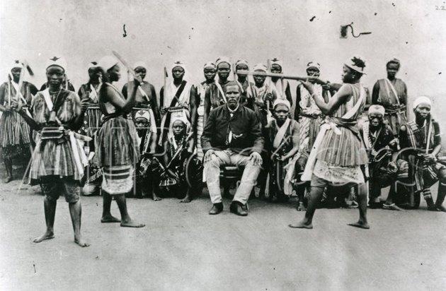 Elefántokra vadásztak és férfiakat megszégyenítő módon harcoltak a dahomey-i amazonok