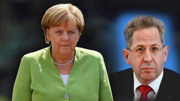 A német nemzetbiztonság vezetője is AfD-s náci lett, miután meghazudtolta Merkelt, mondván, nem igaz, hogy a hazafiak migránsokra vadásznak