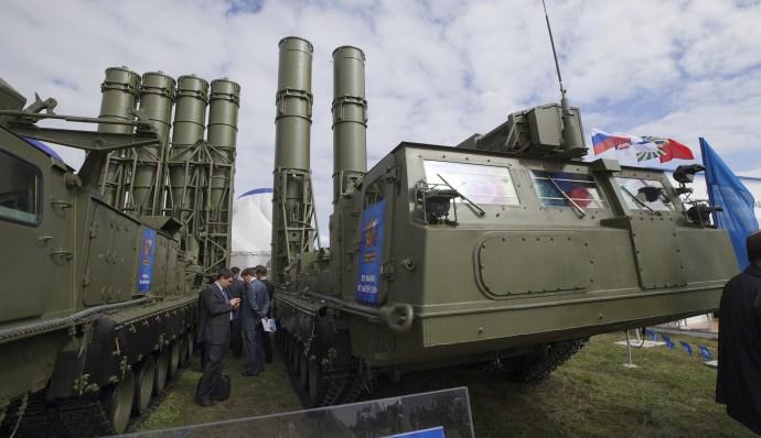 Moszkva soha nem adott egyetlen országnak sem olyan modern rakétarendszert, mint most Szíriának