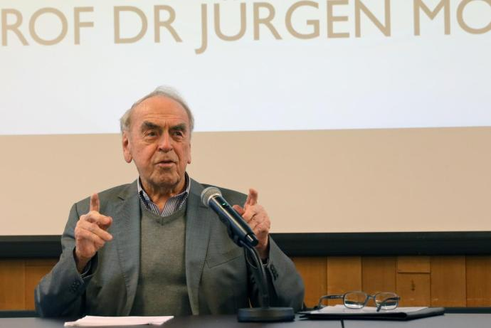 Deep appreciation abounds as renowned German theologian Prof. Dr Jürgen Moltmann turns 95