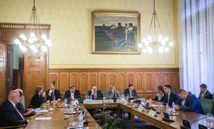 V4-es parlamenti közgyűlés: a Fidesz egyetért a jobbikos felvetéssel